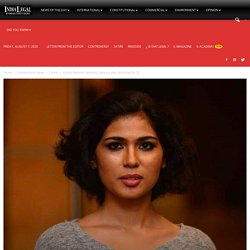 Activist Rehana Fathima's advance plea dismissed by SC - India Legal
