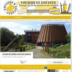 Visite / activité famille à Québec et ses alentours: centre indien, chute de Montmorency