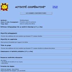 Activité coopérative