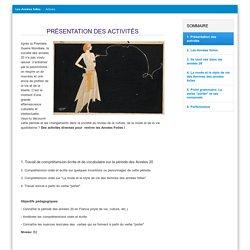 Activité Éducation et Numérique