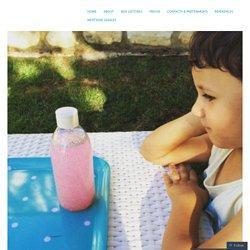 L'Activité Montessori du Jour : préparer une bouteille de retour au calme
