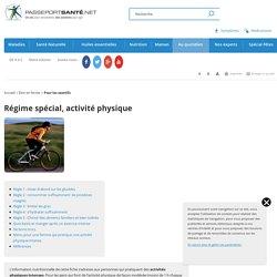 Activité physique - Le guide de l'alimentation pour sportif