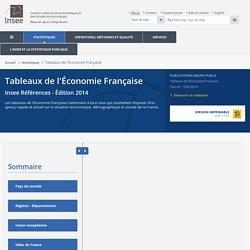 Emploi par activité−Tableaux de l'Économie Française