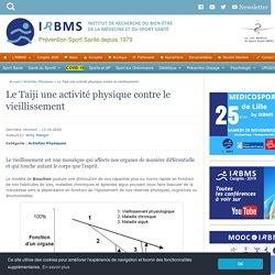 Le Taiji, une activité physique contre le vieillissement