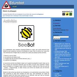 BEEBOT (Projet Edurobot)
