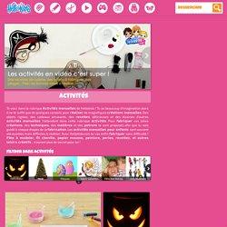 Activités : 1081 fiches bricolage et activités pour enfants