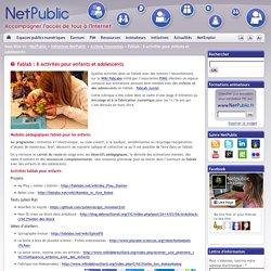 Fablab : 8 activités pour enfants et adolescents