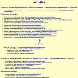 activités FLE