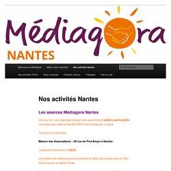Nos activités Nantes - Mediagora NantesMediagora Nantes