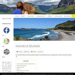 Eco-activités Nouvelle Zélande tourisme responsable