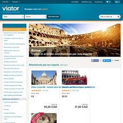Excursions et activités à Rome