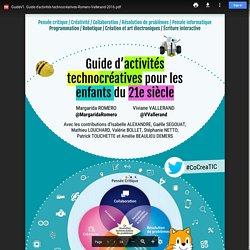 GuideV1. Guide d'activités technocréatives-Romero-Vallerand-2016.pdf