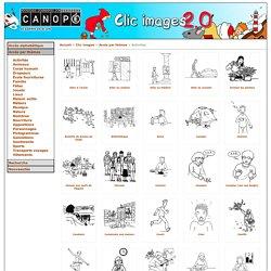 Clic Images - Réseau Canopé - Banque d'illustrations libres de droits