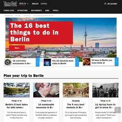 Things To Do In Berlin Including Berlin Attractions, Restaurants, Hotels, Clubs, Music & Theatre