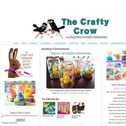 The Crafty Crow: Building/3 Dimensional