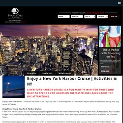 Activities in New York