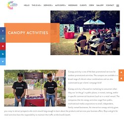 Manpower suppliers & Canopy activities organizers in Delhi, India