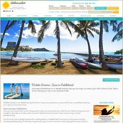 Activities in Waikiki