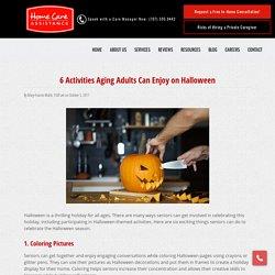 6 Activities Seniors Can Enjoy on Halloween