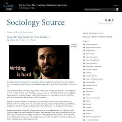 In Class Activities » Sociology Source