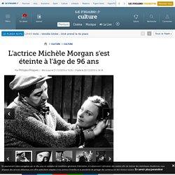 L'actrice Michèle Morgan s'est éteinte à l'âge de 96 ans