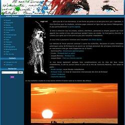 Arthur Rimbaud - Mag4.net : actualité, biographie, poèmes et documents.