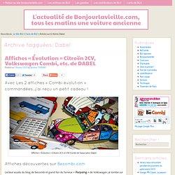 L'actualité de Bonjourlavieille.com, tous les matins une voiture ancienne