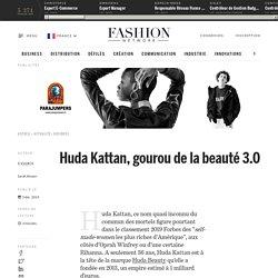 Huda Kattan, gourou de la beauté 3.0 - Actualité : business (#1164796)