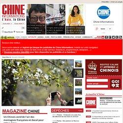Actualité Chine, Tibet, Hong Kong, Taiwan et Asie