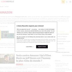Amazon : Toute l'actualité du géant de l'e-commerce sur L'Usine Nouvelle