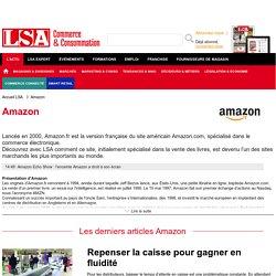 Amazon : Actualité de la société de commerce électronique