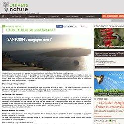 Univers Nature – Actualité, environnement, habitat et santé