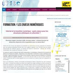 Dernière actualité - FORMATION / Les enjeux numériques
