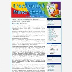 L'actualité francophone » Comment passe-t-on le bac en Europe ?