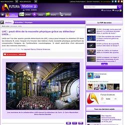 LHC : peut-être de la nouvelle physique grâce au détecteur LHCb...