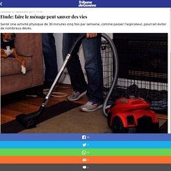 Etude: faire le ménage peut sauver des vies - Tribune de Genève - l'actualité en direct: politique, sports, people, culture, économie, multimédia