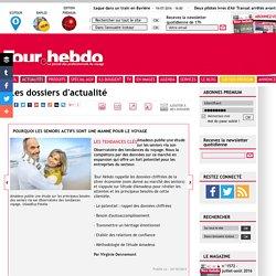 Tour Hebdo - les dossiers d'actualité du portail Tour Hebdo, le portail des professionnels du voyage