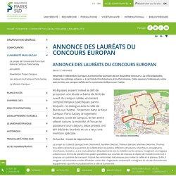 Toute l'actualité du projet Campus Paris-Saclay en 2013