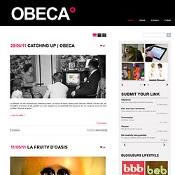 OBECA | L'actualité publicitaire et marketing