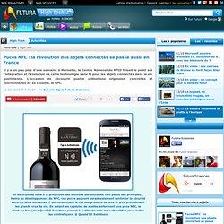 Puces NFC : la révolution des objets connectés se passe aussi en France