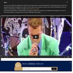 Quand David Bowie récitait le Notre Père en plein concert – Aleteia – Actualité & Spiritualité