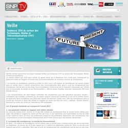 Les veilles : Toute l'actualité de la pub TV et de la TV surveillée pour vous par le SNPTV - Syndicat National de la Publicité Télévisée