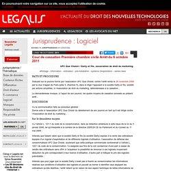 Cour de cassation Première chambre civile Arrêt du 6 octobre 2011