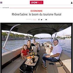 Rhône/Saône: le boom du tourisme fluvial