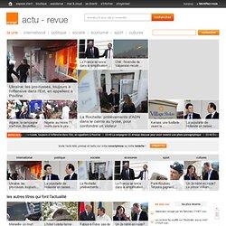 L'actualité 2424actu, toute l'actualité du jour : vidéo, radio et articles de presse ...