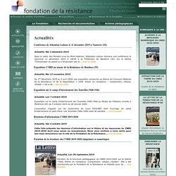 Fondation de la Résistance, accueil