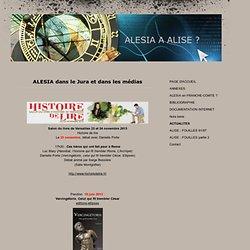 ACTUALITES - Alésia , Alise et les Séquanes !