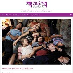 Actualités - Ciné-Sens
