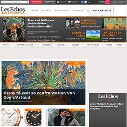 Luxe actualité : Voyage, Mode, Bijoux, Design, Tourisme, Beauté - Série Limitée, Les Echos.fr