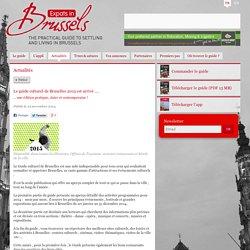 Actualités, Le guide culturel de Bruxelles 2015 est arrivé …. — Expats in Brussels